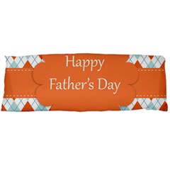 Happy Father Day  Body Pillow Case (dakimakura) by Simbadda