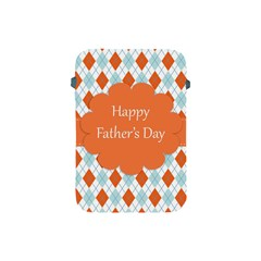Happy Father Day  Apple Ipad Mini Protective Soft Cases by Simbadda