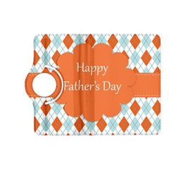 Happy Father Day  Kindle Fire Hd (2013) Flip 360 Case by Simbadda