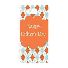 Happy Father Day  Samsung Galaxy Alpha Hardshell Back Case by Simbadda