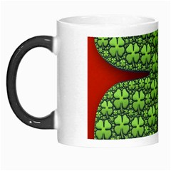 Shamrock Irish Ireland Clover Day Morph Mugs by Simbadda