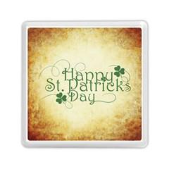 Irish St Patrick S Day Ireland Memory Card Reader (square)