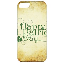 Irish St Patrick S Day Ireland Apple Iphone 5 Classic Hardshell Case by Simbadda