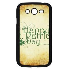 Irish St Patrick S Day Ireland Samsung Galaxy Grand Duos I9082 Case (black) by Simbadda