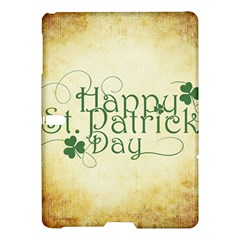 Irish St Patrick S Day Ireland Samsung Galaxy Tab S (10 5 ) Hardshell Case  by Simbadda