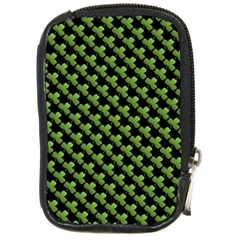 St Patrick S Day Background Compact Camera Cases by Simbadda