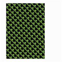 St Patrick S Day Background Small Garden Flag (two Sides) by Simbadda