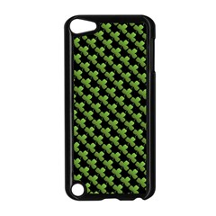 St Patrick S Day Background Apple Ipod Touch 5 Case (black) by Simbadda
