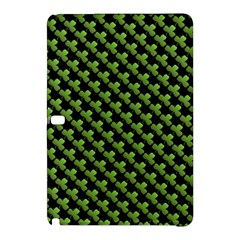St Patrick S Day Background Samsung Galaxy Tab Pro 12 2 Hardshell Case by Simbadda