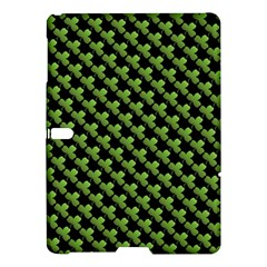 St Patrick S Day Background Samsung Galaxy Tab S (10 5 ) Hardshell Case  by Simbadda