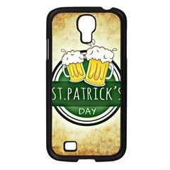 Irish St Patrick S Day Ireland Beer Samsung Galaxy S4 I9500/ I9505 Case (black) by Simbadda