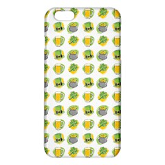 St Patrick S Day Background Symbols Iphone 6 Plus/6s Plus Tpu Case by Simbadda