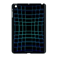 Abstract Adobe Photoshop Background Beautiful Apple Ipad Mini Case (black) by Simbadda