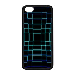 Abstract Adobe Photoshop Background Beautiful Apple Iphone 5c Seamless Case (black) by Simbadda