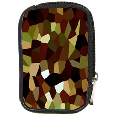 Crystallize Background Compact Camera Cases by Simbadda