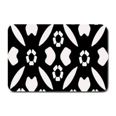 Abstract Background Pattern Plate Mats by Simbadda