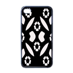 Abstract Background Pattern Apple Iphone 4 Case (black) by Simbadda