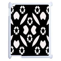 Abstract Background Pattern Apple Ipad 2 Case (white) by Simbadda