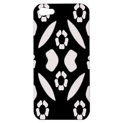 Abstract Background Pattern Apple Iphone 5 Hardshell Case by Simbadda