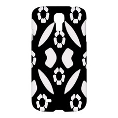 Abstract Background Pattern Samsung Galaxy S4 I9500/i9505 Hardshell Case by Simbadda