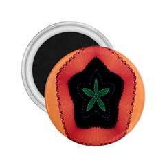 Fractal Flower 2.25  Magnets