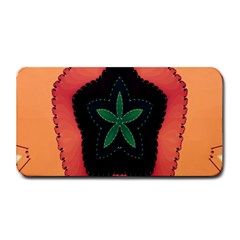 Fractal Flower Medium Bar Mats by Simbadda