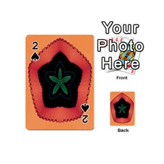 Fractal Flower Playing Cards 54 (Mini)