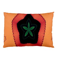 Fractal Flower Pillow Case (Two Sides)