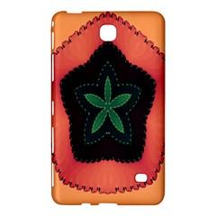Fractal Flower Samsung Galaxy Tab 4 (8 ) Hardshell Case