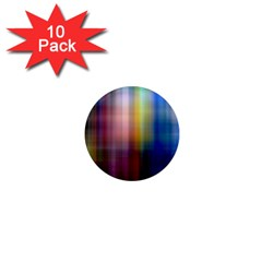 Colorful Abstract Background 1  Mini Magnet (10 Pack)  by Simbadda