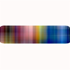 Colorful Abstract Background Large Bar Mats by Simbadda