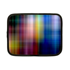Colorful Abstract Background Netbook Case (small)  by Simbadda
