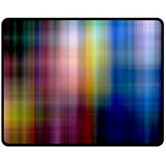 Colorful Abstract Background Fleece Blanket (medium)  by Simbadda