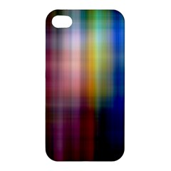 Colorful Abstract Background Apple Iphone 4/4s Hardshell Case by Simbadda