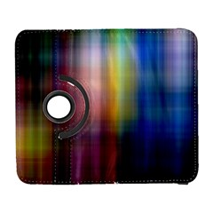 Colorful Abstract Background Galaxy S3 (flip/folio) by Simbadda