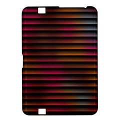 Colorful Venetian Blinds Effect Kindle Fire Hd 8 9  by Simbadda