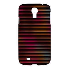 Colorful Venetian Blinds Effect Samsung Galaxy S4 I9500/i9505 Hardshell Case by Simbadda