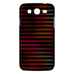 Colorful Venetian Blinds Effect Samsung Galaxy Mega 5 8 I9152 Hardshell Case  by Simbadda