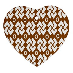 Art Abstract Background Pattern Ornament (heart) by Simbadda