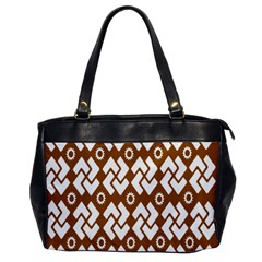 Art Abstract Background Pattern Office Handbags by Simbadda