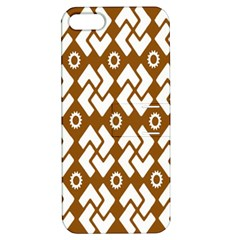 Art Abstract Background Pattern Apple Iphone 5 Hardshell Case With Stand by Simbadda