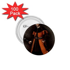 Count Vlad Dracula 1 75  Buttons (100 Pack)  by Valentinaart