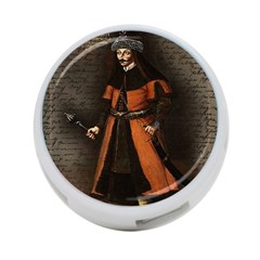 Count Vlad Dracula 4 Port Usb Hub (two Sides)  by Valentinaart