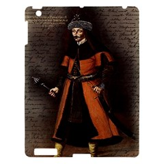 Count Vlad Dracula Apple Ipad 3/4 Hardshell Case by Valentinaart