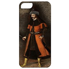 Count Vlad Dracula Apple Iphone 5 Classic Hardshell Case by Valentinaart