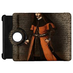 Count Vlad Dracula Kindle Fire Hd 7  by Valentinaart