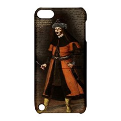 Count Vlad Dracula Apple Ipod Touch 5 Hardshell Case With Stand by Valentinaart