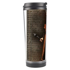 Count Vlad Dracula Travel Tumbler by Valentinaart