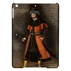 Count Vlad Dracula Ipad Air Hardshell Cases by Valentinaart