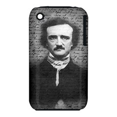 Edgar Allan Poe  Iphone 3s/3gs by Valentinaart